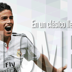 """@ELTIEMPO: .@JamesDRodriguez y su primera vez contra Barcelona http://t.co/XWUgE4z3AW http://t.co/CNeJR7IDIa"""