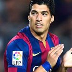 Real Madrid vs. Barcelona: Starting XI. Luis Suarez is IN. http://t.co/LFSV3Vvw7t http://t.co/hL7BtaPBhu