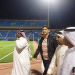 RT @alaa_saeed88: وصل مدرب #الاتحاد بيتروكا الى ملعب المباراة .. وترحيب كبير من قبل جماهير الذهب بالمدرب الذي تفاعل مع الجمهور http://t.co/9PsxXEBPRv