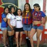 """Día de clásico y hasta las """"señoritas"""" lo saben. http://t.co/aKQ9meqhAr"""