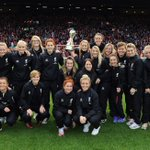 RT @LFCladies: The reigning @FAWSL champions parade the trophy in front of the Kop at Anfield before @LFCs game with @HullCity #LFC http://t.co/uMlYBi2pVV