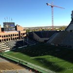 RT @BruinReport: Folsom Field a few hours before the UCLA/Colorado game. http://t.co/ECcQgVojyF