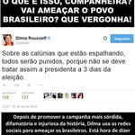 """A ameaça mais direta desta eleição ! @lobaoeletrico @OdeCarvalho @radaronline @claudiotognolli #SomosAécioPresidente http://t.co/SkHIhC1MuT"""""""