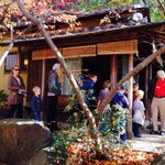 RT @TheRealDJA: Cub Scouts learning about Japanese culture @AndersonGardens #TeaHouse #KoiPond #JapaneseGarden #Rockford #IL http://t.co/vxqrSGNHSc