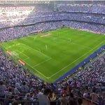 RT @joserra_espn: Bernabéu, inmejorable ambiente. http://t.co/1ChunW2N1F