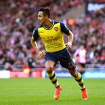 FULL-TIME Sunderland 0-2 Arsenal. Alexis Sanchezs two goals give @Arsenal their 3rd #BPL win of the season #SUNARS http://t.co/mFZ1qQ14vZ
