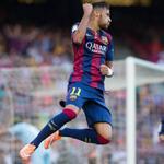 RT @FCBarcelona_cat: Goooool del Barçaaaa!! Goool de @neymarjr !! #FCBlive http://t.co/Xf7EitGHaV