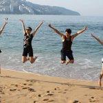 RT: Bienvenidos a #Acapulco! Ballet folclórico de China!!! Listos para #LaNao2014 http://t.co/DsFhkx0RPJ