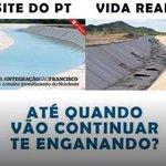 RT @lucmarsilva: Já que o PT gosta tanto de falar em água, que tal a transposição do São Francisco??? #Aecio45PeloBrasil http://t.co/u1YqdJTcHV