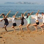 RT @LuisWalton: Doy la bienvenida a #Acapulco al ballet folclórico de China. Hoy inicia #LaNao 2014 http://t.co/akPCcHySf5