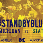 RT @umich: Todays the day! Lets #StandByBlue and beat @michiganstateu. #GoBlue http://t.co/42JlXY2XVW