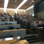RT @ictsandbox: @dalfcs #DalOpenHouse Dean Shepherd addressing high school students and parents http://t.co/Eksmqd3Pk3
