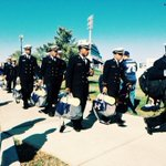 #navygameday @navyfb arrives http://t.co/KDdPATpM6Y