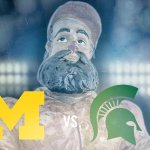 RT @umichfootball: #BeatState http://t.co/p28Ob5qBq6