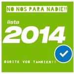 RT @escpaolaacosta: Mañana a festejar la democracia, fuerza y apoyo al @PNACIONAL con #MiLista2014 #ganaLarrañaga #LacallePouPresidente http://t.co/2a4xtSdUWC