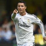 Cristiano Ronaldo do Real Madrid na Temporada 14/15: 14 jogos 21 gols Pelo Real Madrid: 260 jogos e 273 gols. http://t.co/dFtXD6cNL8