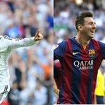 RT @goleada_info: Artilharia do Campeonato Espanhol: • Cristiano Ronaldo - 16 gols (8J) • Neymar - 9 gols (8J) • Messi - 7 gols (9J) http://t.co/sE4bf7gGbb