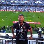 RT @GerardoBerodia: Disfrutando del clásico!!! http://t.co/oVCyEa3Anp