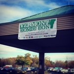Wahoo, Vermonts first #comiccon! ???? #vtcc #VTComicCon #btv #GreenMountainState @sheratonvt http://t.co/j7S4m91j2o