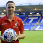 RT @afcbournemouth: SNAPSHOT: Heres hat-trick hero @MarcPugh7 with the #BCFCvAFCB match ball: http://t.co/xN4g9BGrj6 http://t.co/GdVqbsdaAC