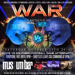 RT @Marc_Gianni: #MuseumBar going up tonight ! #StateNotSouthern after party http://t.co/X6h1N7YDL1