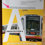 Pro-transit Prop A mailer funded by @sparker, the billionaire behind anti-transit Prop L #SF #Election2014 http://t.co/bjzIQlq6a1