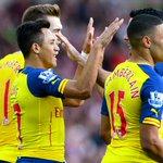RT @premierleague: Top scoring teams in #BPL history: 1 Man Utd 1706 2 Arsenal 1500 3 Chelsea 1451 4 Liverpool 1421 5 Spurs 1203 http://t.co/EtDrqM4TnL