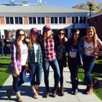 RT @NAU: Im a Lumberjack and I wear plaid. #NAUHomecoming http://t.co/jgR7lq3X4H