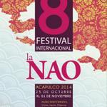 RT @peraltanet71: Inicia el Festival #LaNao2014 #Acapulco con eventos y espectáculos internacionales consulta http://t.co/ra3waN7brE http://t.co/3Fpb82BdKA