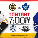 Tonight the @MapleLeafs top line will test the @NHLBruins young D-men. http://t.co/67tUZnIdro #BOSvsTOR http://t.co/r8kWBqiLu7