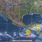 """RT @Alejandrochable: """"@Twittab 40% de probabilidad de lluvias muy fuertes en #Tabasco y fuertes en #Veracruz #twittab http://t.co/XJosOVEceh"""""""