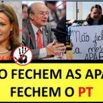 ELEITOR RT @PatriciaTeschim: O PT esqueceu , mas o povo não !!! Queria,m fechar as APAES , http://t.co/ECnaDjb5LP #AgoraÈAecio45Confirma