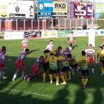 Enhorabuena @Chami_Rugby gran partido!! http://t.co/nD1Gjt68gi