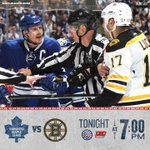 . @dalter with morning skate news and notes: http://t.co/dgOqs8M6jb #Leafs v #Bruins 7p CBC http://t.co/giidyMutX4