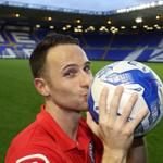 RT @RichardBmthEcho: Hat-trick hero @MarcPugh7 celebrates #afcbs 8-0 win http://t.co/UpUY10Mb4X
