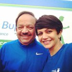 In selfie mode at the @MaxBupa #WalkForHealth with the coolest Health minister ever: Dr Harsh Vardhan..! http://t.co/9kwML675uL