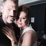 Me and my brilliant #PRAllStars make-up artist and great friend @scottpatricsays! Are you watching west coast? http://t.co/00eWpDdzKq