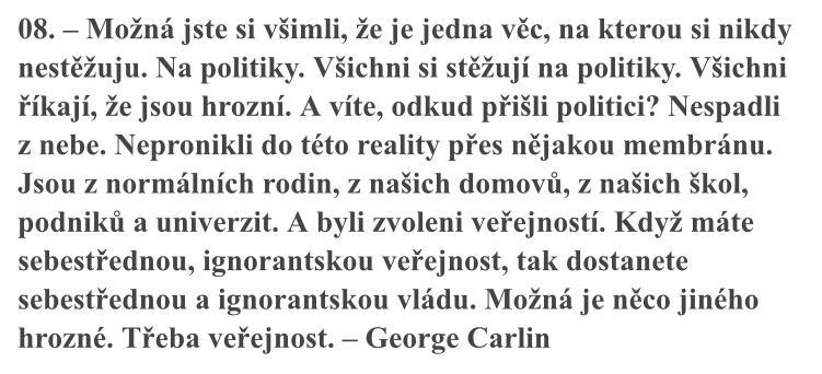 Ten člověk je génius… Nebo říká pravdy, které se ostatní bojí vyslovit… http://t.co/h1eOfGCNgi