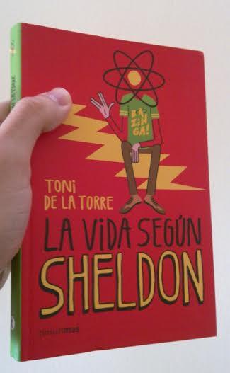 """El Toni de la Torre publica """"La vida según Sheldon"""". Sortegem un exemplar entre tots aquells que facin RT. http://t.co/OMAVd1pW20"""