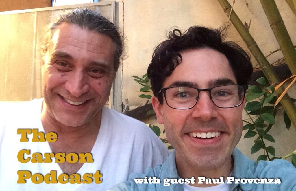 .@PaulProvenza joins me to discuss his numerous JOHNNY CARSON appearances! Listen here: http://t.co/ZZAtgjnGLm http://t.co/dZbXLm1EkA