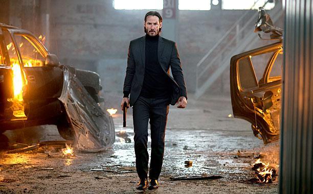 Can Keanu Reeves save cinema? Let's talk about @JohnWickMovie: