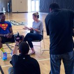 Talkin fitness with @KristenLedlow Check it out tomorrow on Inside Stuff!   https://t.co/OLQoCWWYPU