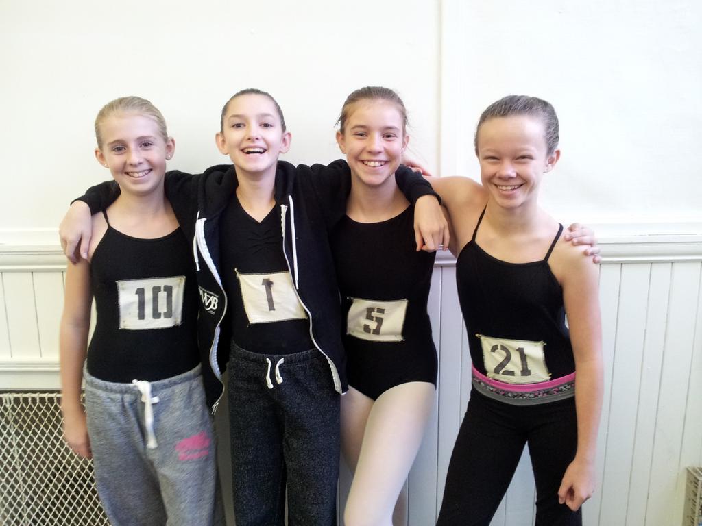 RT @MicheleOttawa: The Allegro girls waiting for their @RWBallet summer intensive audition in Ottawa. http://t.co/1HwyN6Ysrx
