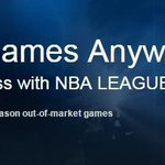 Watch Live Games Anywhere with NBA #LeaguePass!  Sign Up: http://t.co/j1j9O9NDAW