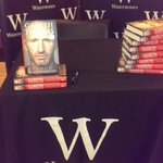 RT @wstonecardiff: Guess who's coming to Cardiff today? @gareththomas14 be here at 12 to sign #proud #rugbylegend