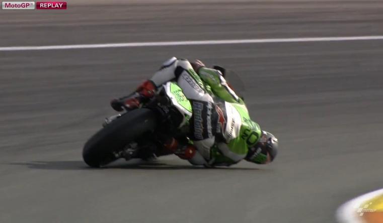 バリバリマシン(今は無い?)に写真投稿? RT @ken_sugar: #MotoGP_jp スコット・レディングは一体何を目指しているの? http://t.co/WZziKa6knj