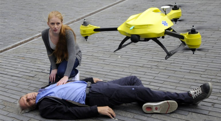 Trending: Ambulance Drone Delivers First-Aid Supplies on Demand http://t.co/hIiCRsM8Qx http://t.co/WqHwALfTvI