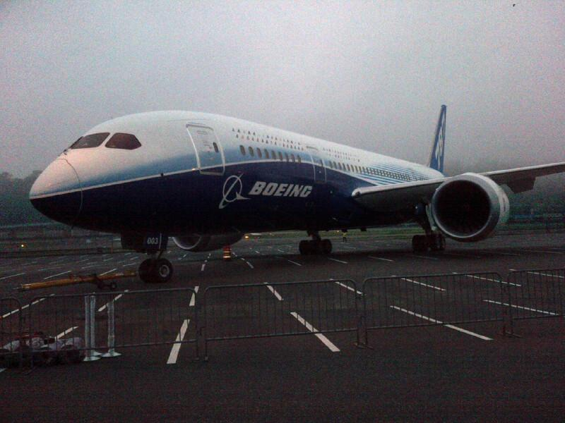We're up early this morning getting ready to donate ZA003 to Seattle's @museumofflight. Come join us! #Boeing #avgeek http://t.co/iSBOWqi98z