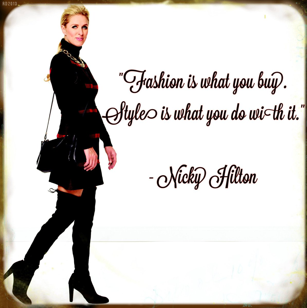 TODAY! @NickyHilton #365Style book signing 4:30-6p @ #CenterBar. First 10 guests get a free copy! *300 avail. http://t.co/ywit2HMN1E