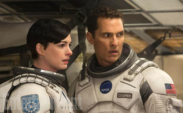 Our review of Christopher Nolan's epic (out now!) Interstellar: